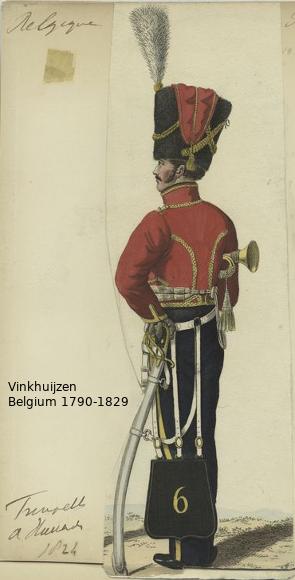 Belgium from 1330 - Vinkhuijzen collection 1790-139