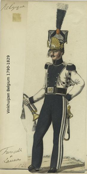 Belgium from 1330 - Vinkhuijzen collection 1790-140