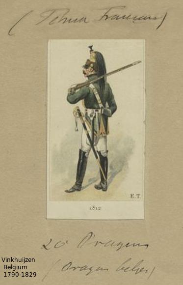 Belgium from 1330 - Vinkhuijzen collection 1790-144