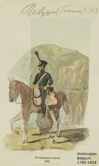 Belgium from 1330 - Vinkhuijzen collection 1790-145