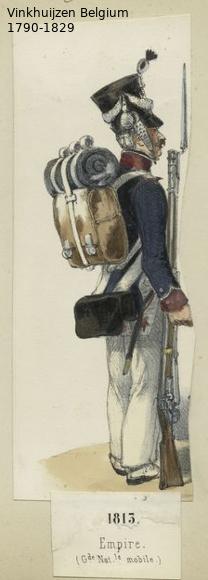 Belgium from 1330 - Vinkhuijzen collection 1790-146