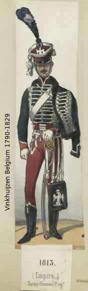 Belgium from 1330 - Vinkhuijzen collection 1790-147