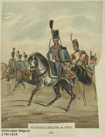 Belgium from 1330 - Vinkhuijzen collection 1790-149