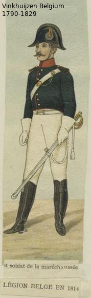Belgium from 1330 - Vinkhuijzen collection 1790-150