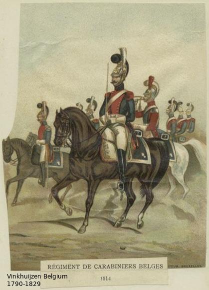 Belgium from 1330 - Vinkhuijzen collection 1790-151