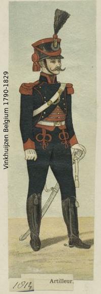 Belgium from 1330 - Vinkhuijzen collection 1790-153