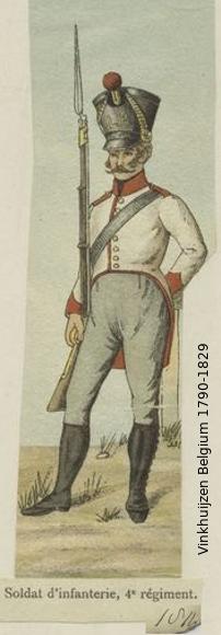 Belgium from 1330 - Vinkhuijzen collection 1790-154
