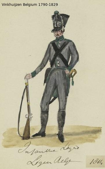 Belgium from 1330 - Vinkhuijzen collection 1790-155