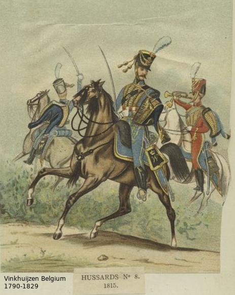 Belgium from 1330 - Vinkhuijzen collection 1790-160