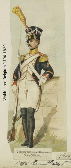 Belgium from 1330 - Vinkhuijzen collection 1790-168
