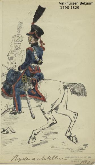 Belgium from 1330 - Vinkhuijzen collection 1790-173