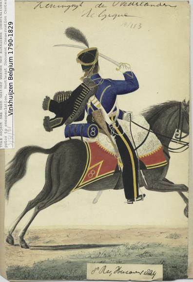 Belgium from 1330 - Vinkhuijzen collection 1790-182