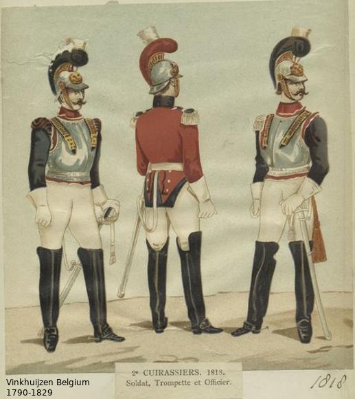 Belgium from 1330 - Vinkhuijzen collection 1790-192