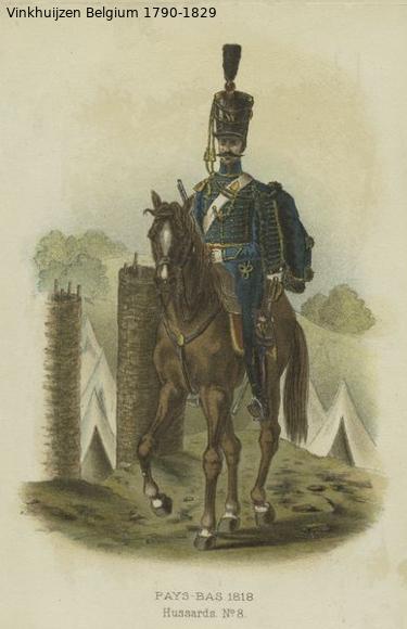 Belgium from 1330 - Vinkhuijzen collection 1790-193