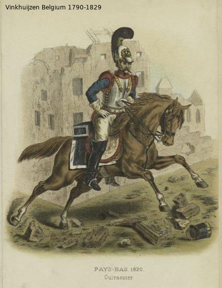 Belgium from 1330 - Vinkhuijzen collection 1790-194