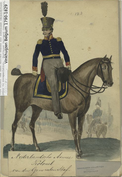 Belgium from 1330 - Vinkhuijzen collection 1790-195