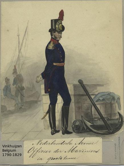 Belgium from 1330 - Vinkhuijzen collection 1790-198