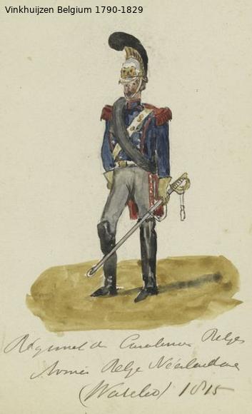 Belgium from 1330 - Vinkhuijzen collection 1790-202