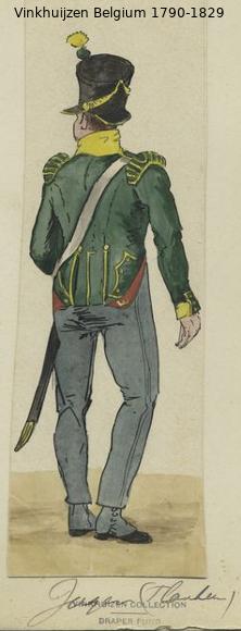 Belgium from 1330 - Vinkhuijzen collection 1790-206