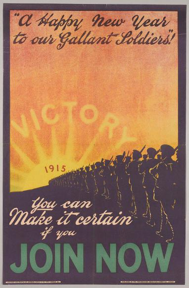 WW1 posters A_happ11