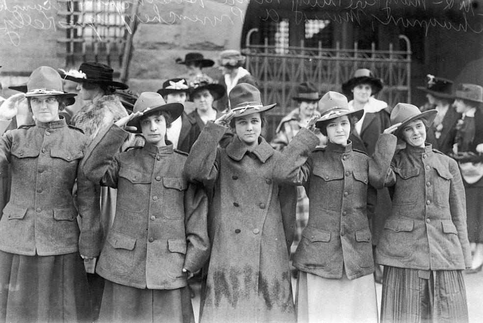 WWI uniforms Americ10