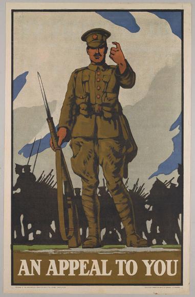 WW1 posters An_app11
