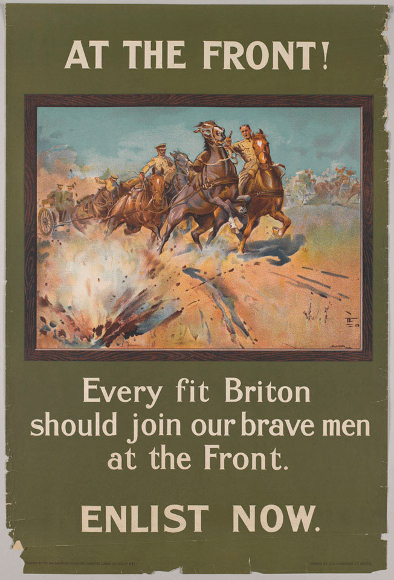 WW1 posters At_the11