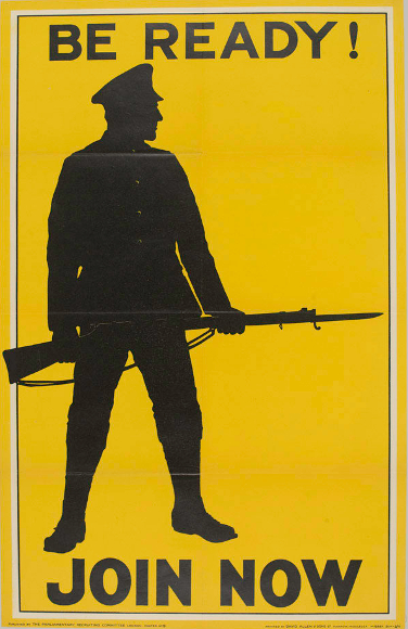 WW1 posters Be_rea10