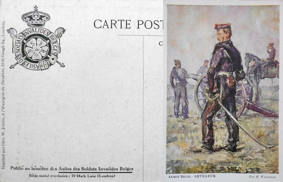 WWI uniforms Belges10