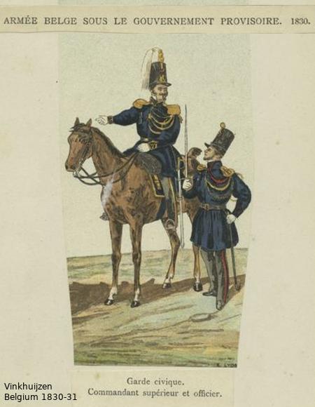 Belgium from 1330 - Vinkhuijzen collection Belgi101