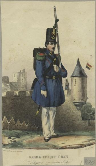 Belgium from 1330 - Vinkhuijzen collection Belgi119