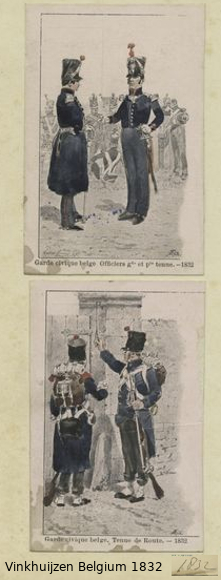 Belgium from 1330 - Vinkhuijzen collection Belgi122