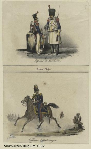 Belgium from 1330 - Vinkhuijzen collection Belgi124