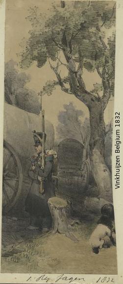 Belgium from 1330 - Vinkhuijzen collection Belgi126