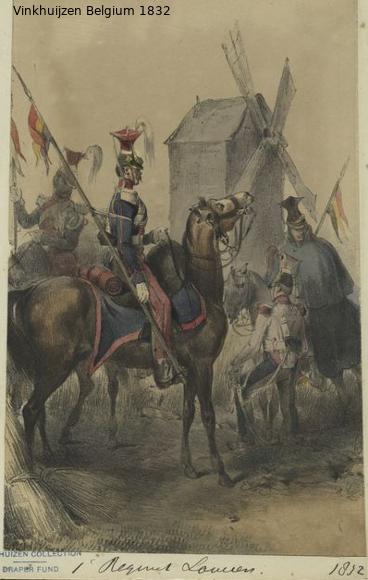 Belgium from 1330 - Vinkhuijzen collection Belgi139
