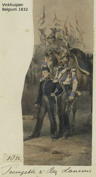 Belgium from 1330 - Vinkhuijzen collection Belgi140