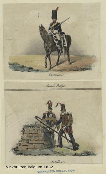 Belgium from 1330 - Vinkhuijzen collection Belgi157