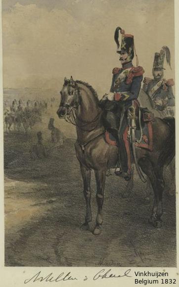 Belgium from 1330 - Vinkhuijzen collection Belgi170