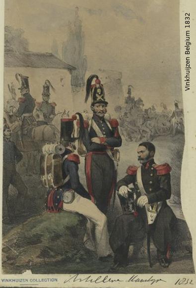 Belgium from 1330 - Vinkhuijzen collection Belgi171