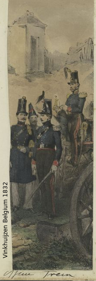 Belgium from 1330 - Vinkhuijzen collection Belgi172