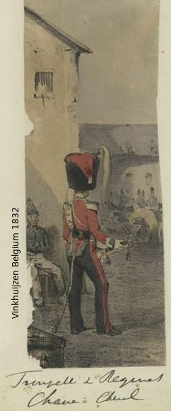 Belgium from 1330 - Vinkhuijzen collection Belgi174