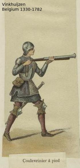 Belgium from 1330 - Vinkhuijzen collection Belgiu13