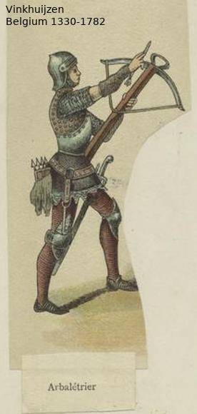 Belgium from 1330 - Vinkhuijzen collection Belgiu15