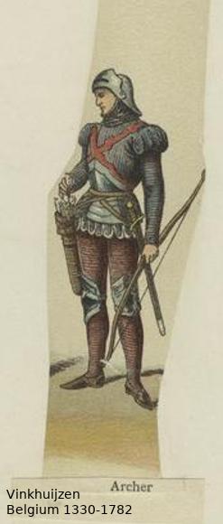 Belgium from 1330 - Vinkhuijzen collection Belgiu17