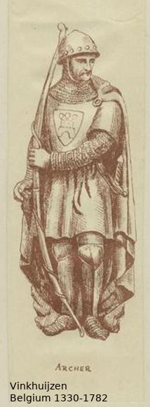 Belgium from 1330 - Vinkhuijzen collection Belgiu18