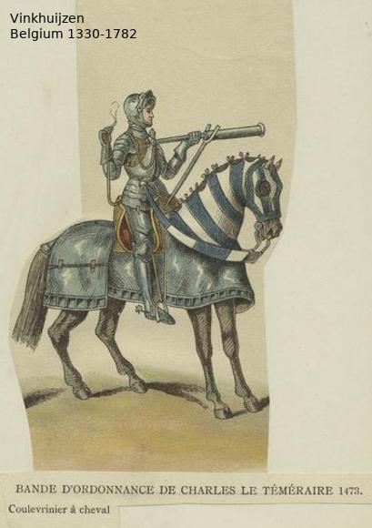 Belgium from 1330 - Vinkhuijzen collection Belgiu19