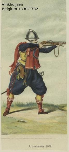 Belgium from 1330 - Vinkhuijzen collection Belgiu20