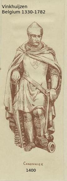 Belgium from 1330 - Vinkhuijzen collection Belgiu22