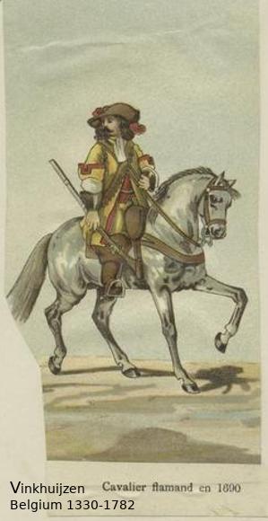 Belgium from 1330 - Vinkhuijzen collection Belgiu24