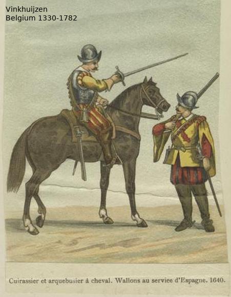 Belgium from 1330 - Vinkhuijzen collection Belgiu28